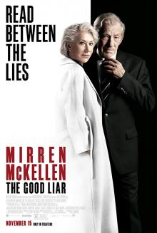 Films, March 28, 2020, 03/28/2020, !!!CANCELLED!!! The Good Liar (2019): Crime Thriller With Helen Mirren And Ian McKellen !!!CANCELLED!!!