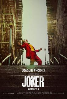 Films, March 28, 2020, 03/28/2020, !!!CANCELLED!!! Joker (2019): Two Time Oscar Winning Psychological Thriller !!!CANCELLED!!!