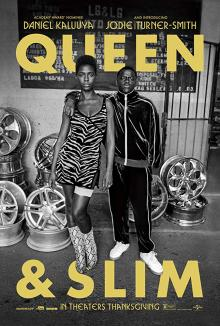 Films, March 25, 2020, 03/25/2020, !!!CANCELLED!!! Queen & Slim (2019): Romantic Crime Drama With Daniel Kaluuya !!!CANCELLED!!!