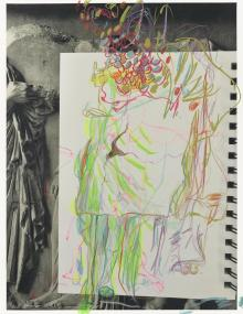 Opening Receptions, March 06, 2020, 03/06/2020, Rachel Harrison: Drawings