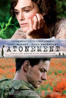 Films, March 21, 2020, 03/21/2020, !!!CANCELLED!!! Atonement (2007): Oscar Winning  Mystery Drama With Keira Knightley !!!CANCELLED!!!