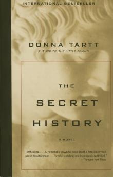 Book Clubs, April 13, 2020, 04/13/2020, !!!CANCELLED!!! The Secret History: Dangerous Confidences