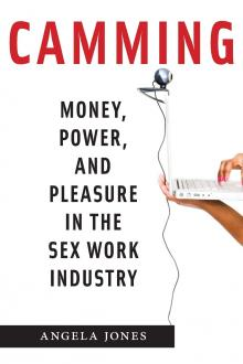 Author Readings, April 24, 2020, 04/24/2020, Camming: Money, Power, and Pleasure in the Sex Work Industry