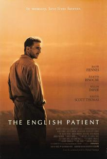 Films, March 28, 2020, 03/28/2020, !!!CANCELLED!!! The English Patient (1996): Nine Time Oscar Winning Drama With Ralph Fiennes And Juliette Binoche !!!CANCELLED!!!