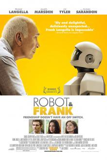 Films, March 28, 2020, 03/28/2020, !!!CANCELLED!!! Robot & Frank (2012): Sci-Fi Comedy Drama With Frank Langella !!!CANCELLED!!!