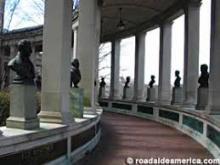 Park Walks, April 25, 2020, 04/25/2020, Bronx Walk: Bronx Botanical Garden, Arthur Avenue and the Hall Of Fame of Great Americans