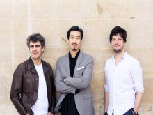 Concerts, April 09, 2020, 04/09/2020, CANCELLED!!!  France-Based Jazz Ensemble Balanced Between Eastern and Western Influences