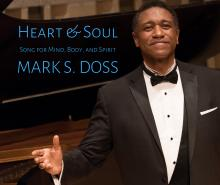 Concerts, November 15, 2020, 11/15/2020, Grammy-Winning Bass-Baritone: Song for Mind, Body, and Spirit (virtual)