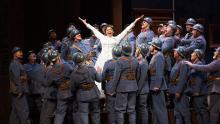 Concerts, June 03, 2021, 06/03/2021, Met Opera: Donizetti's La Fille du Regiment (virtual, streaming for 23 hours)