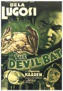 Screenings, July 01, 2020, 07/01/2020, The Devil Bat (1940):Horror Movie Screening and Comedy
