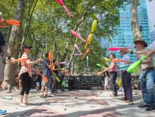 Workshops, August 11, 2020, 08/11/2020, Learn Juggling in the Park (in-person)