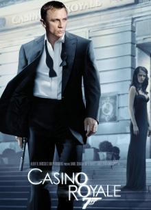 Movie in a Parks, August 02, 2020, 08/02/2020, Casino Royale (2006): James Bond sequel (drive-in)