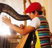 Concerts, August 06, 2020, 08/06/2020, Unique Harp Music