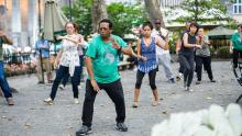 Workshops, August 25, 2020, 08/25/2020, Tai Chi in a Park (in-person)