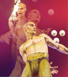 Performances, July 31, 2020, 07/31/2020, Cirque du Soleil: Best of Juggling