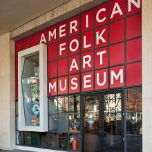 Museumss, August 28, 2020, 08/28/2020, American Folk Art Museum is Now Open!
