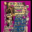 Poetry Readings, August 27, 2020, 08/27/2020, Poetry in Celebration of 100 Years of Women's Suffrage