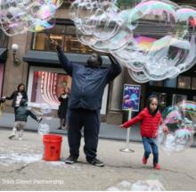 Others, September 10, 2020, 09/10/2020, The Art of Bubble-Making: Family Fun (in-person)