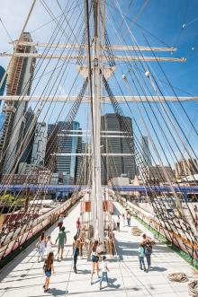 Concerts, October 04, 2020, 10/04/2020, Sea Chanteys and Maritime Music From the Deck of 1885 Ship (virtual)