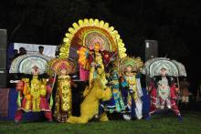 Dance Performances, September 20, 2020, 09/20/2020, Indian Dance Festival: Martial and Acrobatic Dance
