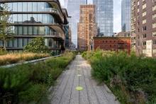 Park Walks, September 12, 2020, 09/12/2020, The High Line Park's Reopening Extended Further!