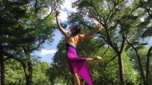 Dance Performances, September 19, 2020, 09/19/2020, American Modern Dance With The Grace and Splendor of Asian Art (virtual)