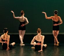 Dance Performances, September 12, 2020, 09/12/2020, Modern Dance with a Ballet Sensibility (outdoors, in-person)
