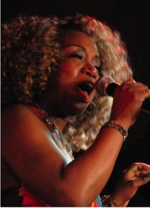 Concerts, September 25, 2020, 09/25/2020, Jazz Vocalist Who Performed with Aretha Franklin, U2 and More (virtual)