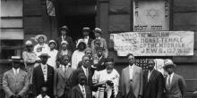 Slide Lectures, October 21, 2020, 10/21/2020, Jewish History of Harlem(virtual)