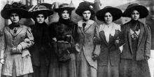 Slide Lectures, October 27, 2020, 10/27/2020, Radical Housewives: Jewish Women's Activism on the Lower East Side (virtual)