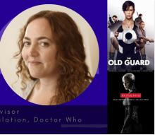 Discussions, October 04, 2020, 10/04/2020, Oscar-Winning Visual Effects Artist (Doctor Who, The Old Guard) in Conversation (virtual)