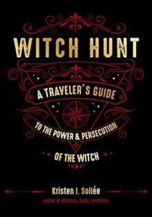 Book Discussions, October 07, 2020, 10/07/2020, Witch Hunt: A Traveler's Guide to the Power and Persecution of the Witch, The Author in Conversation (virtual)