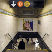 Tours, May 17, 2018, 05/17/2018, Subway Art Tour