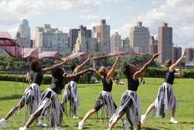 Dance Performances, October 01, 2020, 10/01/2020, City-Wide Dance: Performances at Parks, Streets, Rooftops (in-person)