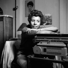 """Readings, October 19, 2020, 10/19/2020, Reading Lorraine Hansberry, Broadway Playwright and """"a literary genius"""": Plays, Journals, Letters (virtual)"""