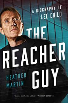 Book Discussions, October 08, 2020, 10/08/2020, The Reacher Guy: Lee Child in Conversation With His Biographer (virtual)