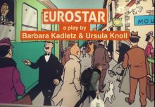 Staged Readings, November 24, 2020, 11/24/2020, Eurostar: A Roadmovie as a Chamber Play, tragicomedy with Stefan Zweig and Joseph Roth (virtual)