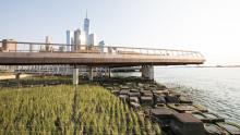 Park Walks, October 24, 2020, 10/24/2020, Hudson River Park's Pier 26 is Now Open!