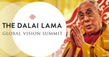 Conferences, October 22, 2020, 10/22/2020, The Dalai Lama Global Vision Summit: Oct 22 - Oct 27 (virtual)