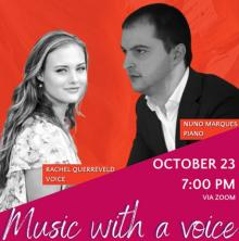 Concerts, October 23, 2020, 10/23/2020, Piano Music by Beethoven and More (virtual)