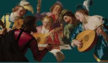 Concerts, October 23, 2020, 10/23/2020, Baroque Music Gala: Mozart, Vivaldi, J.S. Bach (live-streamed, virtual)