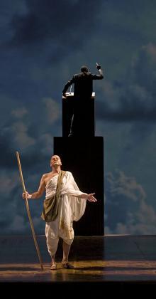 Concerts, November 01, 2020, 11/01/2020, The Met Opera: Philip Glass's Satyagraha (virtual)