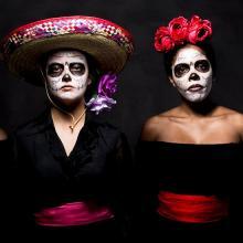 Musicals, November 02, 2020, 11/02/2020, Dia De Los Muertos: A Night with the Dead, Fantasy-Comedy with Folk Songs and Dances (virtual)
