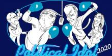 Musicals, November 03, 2020, 11/03/2020, Political Idol 2020: Musical Parody with a Broadway Performer (virtual)