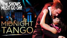 Dance Performances, October 30, 2020, 10/30/2020, Midnight Tango: Drama, Sensuality and Elegance with Star Dancers (virtual)