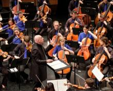 Concerts, November 14, 2020, 11/14/2020, Renowned Leon Botstein ConductsHaydn and More Live on Stage (virtual)