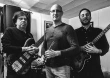 Concerts, November 08, 2020, 11/08/2020, Jazz Trio: Funk, Blues, Rock, and Latin Styles (live-streamed, virtual)