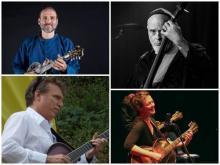 Concerts, November 21, 2020, 11/21/2020, Swing, Jazz, Folk (live-streamed, virtual)
