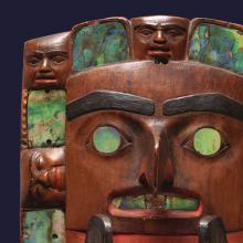 Museumss, November 28, 2020, 11/28/2020, Art of Native America: Sculptures, Pattery, Drawings, Regalia (in-person)
