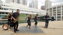 Concerts, November 08, 2020, 11/08/2020, Fusion of Brazilian Music and Rhythms with Body Percussion and Tap (virtual)
